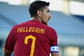 Lorenzo Pellegrini the subject of a £25.8million bid from Liverpool