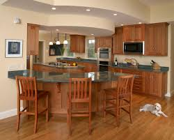 Kitchen Island Tops Ideas Curved Kitchen Islands With Seating 150x150 Dovetail