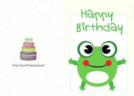 Printed Birthday Cards Online Printable Cards Online Free Printable