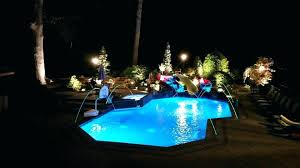colored outdoor lights covers for landscape premium pool lighting string