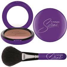 mac selena quintanilla 129sh powder blush brush 46 00