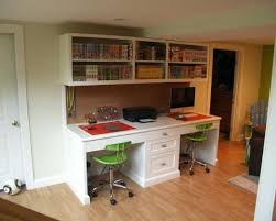 two person desk home office. Two Person Desk Home Office Best 25 Ideas On Pinterest 2 With Regard To Attractive Designs H
