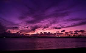 Stunning Purple Dusk Wallpaper Data Src ...