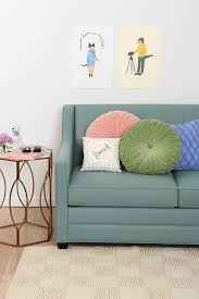 office guest room ideas stuff. Addison Sleeper Sofa From Urban Outfitters. Also Love The Pillows And Side Table Office Guest Room Ideas Stuff