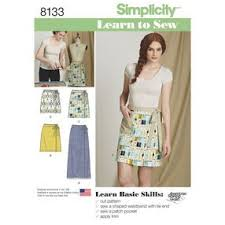 Simplicity Patterns On Sale Simple Simplicity Pattern 48 Misses' Learn To Sew Wrap Skirts Waiting