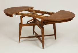 marcel gascoin 1950s wood coffee centre