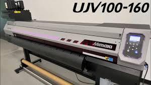 <b>UJV100</b>-<b>160</b>: printer demo - YouTube