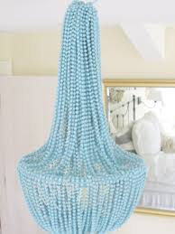 Diy Chandelier Beaded Chandeliers Reveal Their Charm And Versatility