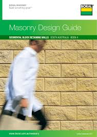 b masonry build something great masonry design guide segmental block retaining walls south australia book 4 b com au masonry updated september