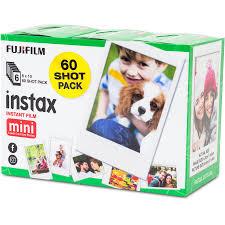 <b>Fujifilm Instax Mini Film</b> 60 Pack   BIG W