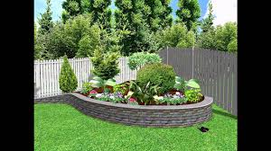 Small Picture Garden Ideas Small garden landscape design Pictures Gallery YouTube
