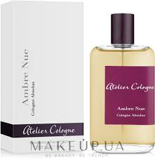 Atelier <b>Cologne Ambre Nue</b> - <b>Одеколон</b>: купить по лучшей цене в ...