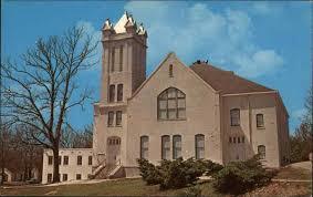 Lowery Memorial Baptist Church Blue Mountain MS