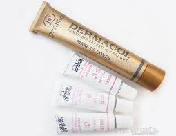 Dermacol Makeup Cover Foundation Review Swatches And Tips