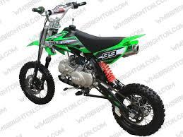coolster xr 125 semi auto kick start 125cc dirt bike