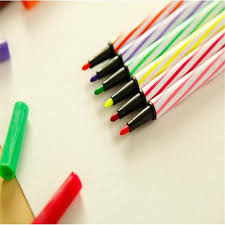 colorful office accessories. 12 Color White Board Marker Pen Deli Colorful Erasable Markers For Whiteboard Stationery Office Accessories School Supplies-in From N