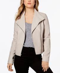 felix asymmetrical leather moto jacket marc new york cement 5499557 tqybmzk