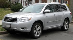 2009 Toyota Highlander ii – pictures, information and specs - Auto ...