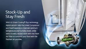 lg refrigerator air filter. lg refrigerator smart cooling plus lg air filter