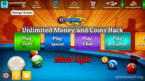 Light Cue 8 Ball Pool 8 Ball Pool Mod Apk Download Unlimited Money Trick Coin