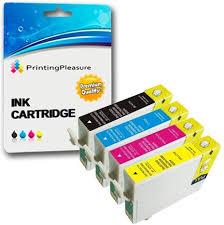 4 (FULL <b>SET</b>) <b>Compatible</b> 29XL Ink Cartridges for Epson XP-235 XP ...
