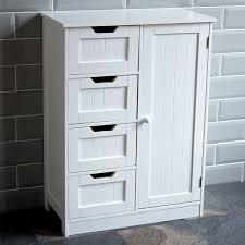 Bathroom Floor Cabinets Wood • Bathroom Cabinets