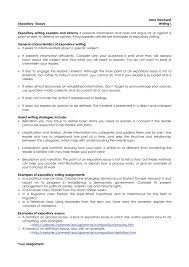 How To Start An Expository Essay Jane Dewhurst Expository Essays Writing I Expository Writing