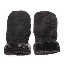 <b>Варежки кожаные Sevenext</b>, <b>37745-68</b> — Замша натуральная ...