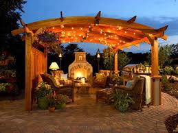 outdoor lighting ideas. VIEW IN GALLERY Outdoor Lighting Ideas For Pergolas