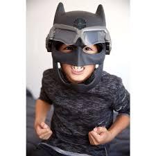 <b>DC Justice League Batman</b> Voice Changing Tactical Helmet Action ...
