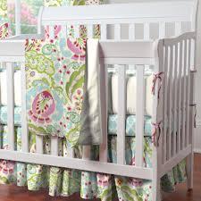 ari garden 3 piece mini crib bedding set