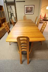 scandinavian furniture edmonton. Scandinavian Furniture Edmonton Scandia Teak Dining Table And 8 Chairs 2 Leafs 130 W