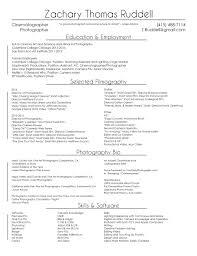 Resume Ruddell Aesthetics