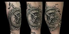 Tetování Biomechanika Noha