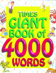 Times Giant Book Of 4000 Words Goguru