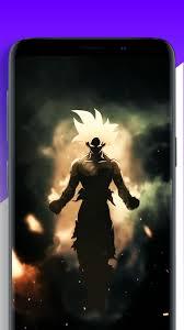DBZ Anime Live Wallpaper Goku (HD Video ...