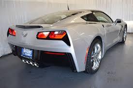 Corvette chevy corvette 2016 : New 2016 Chevrolet Corvette Stingray 2D Coupe near Schaumburg ...