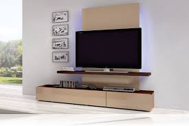 Stunning Wall Mounted TV Cabinet Wall Tv Cabinet Modern Wall Storage System  With Low Tv Unit Wall