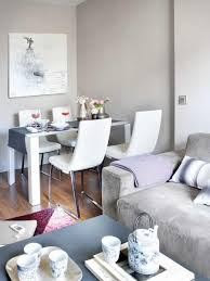 Find this Pin and more on Small Space Living by flilady. Modern Dining Room  Decorating Ideas Apartment ...