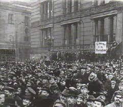 Революция в Германии годов Ноябрьская революция  Во время революционных волнений в Германии