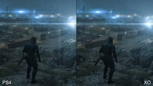 Metal Gear Solid Ground Zeroes Pc Vs Xbox One