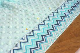 Cuddle Baby Self-binding Receiving Blanket – Sewciety – My Cuddle ... & miterd-minky-baby-blanket-topstitch Adamdwight.com