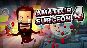 Amature surgeon on adult swim