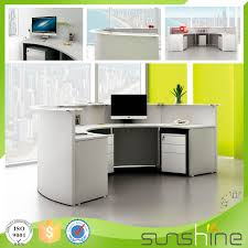 fitness center furniture. 2016 new design white color cheap fitness center reception desk for furniture
