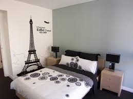 Eiffel Tower Bedroom Ideas