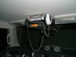 cb radio install toyota fj cruiser forum i prefer the roof mount myself out of the way and very easy to reach see i have a full size cobra 29 and my yaesu 8800 mounted there