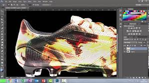 Design Your Own Boots Design Your Own Football Boots In Photoshop Youtube