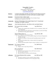 81 terrific example of a great resume template excellent resume objective