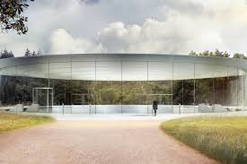 cupertino apple office. Rendering Courtesy Of Apple Cupertino Office