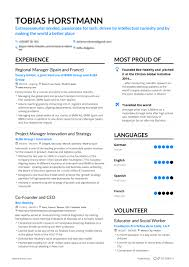 Successful Resumes Successful Resumes Manager Enhancv 18